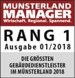Münsterland Manager - Rang 1