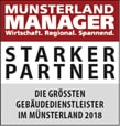 Münsterland Manager - Starker Partner